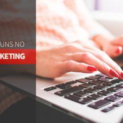 Erros comuns no Vídeo Marketing
