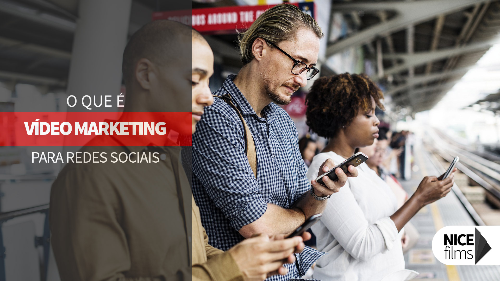 Vídeo Marketing para Redes Sociais