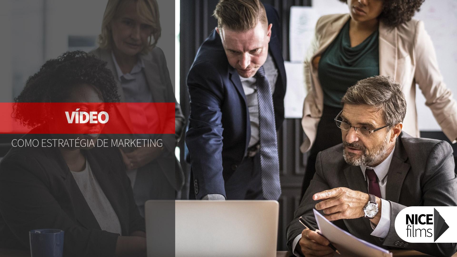 Vídeo como estratégia de Marketing