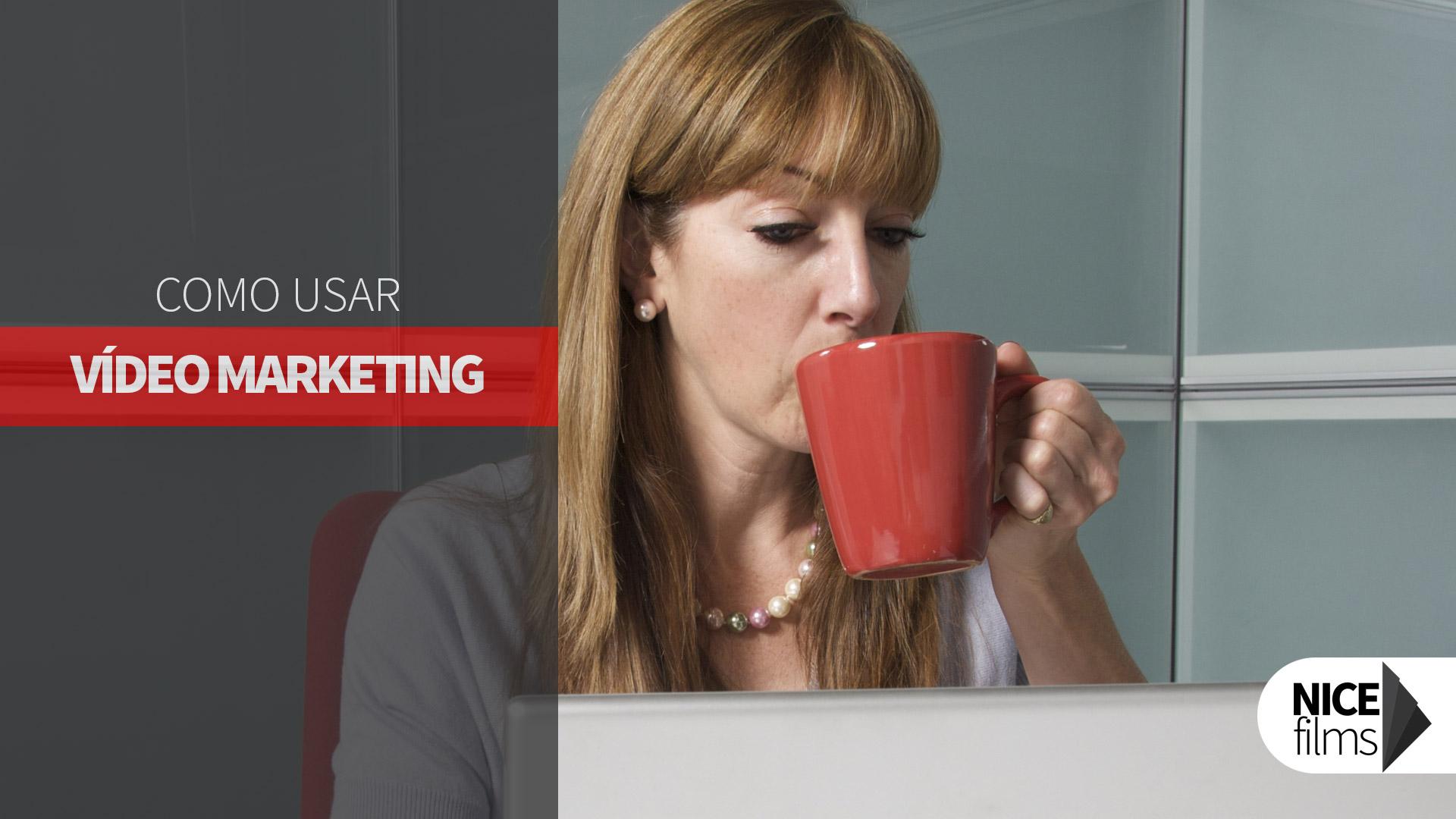usar vídeo marketing