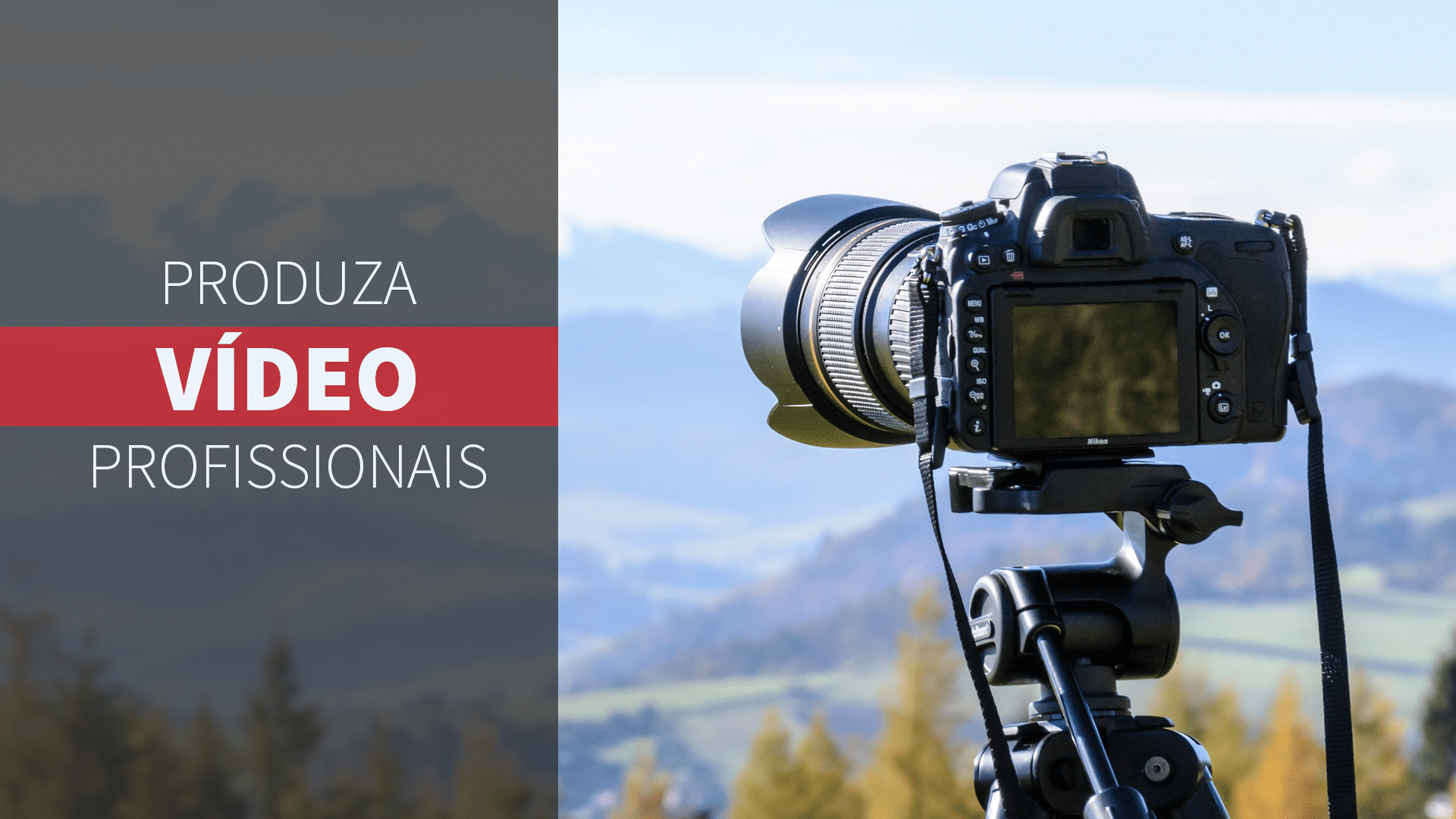 Produzir Vídeos Profissionais