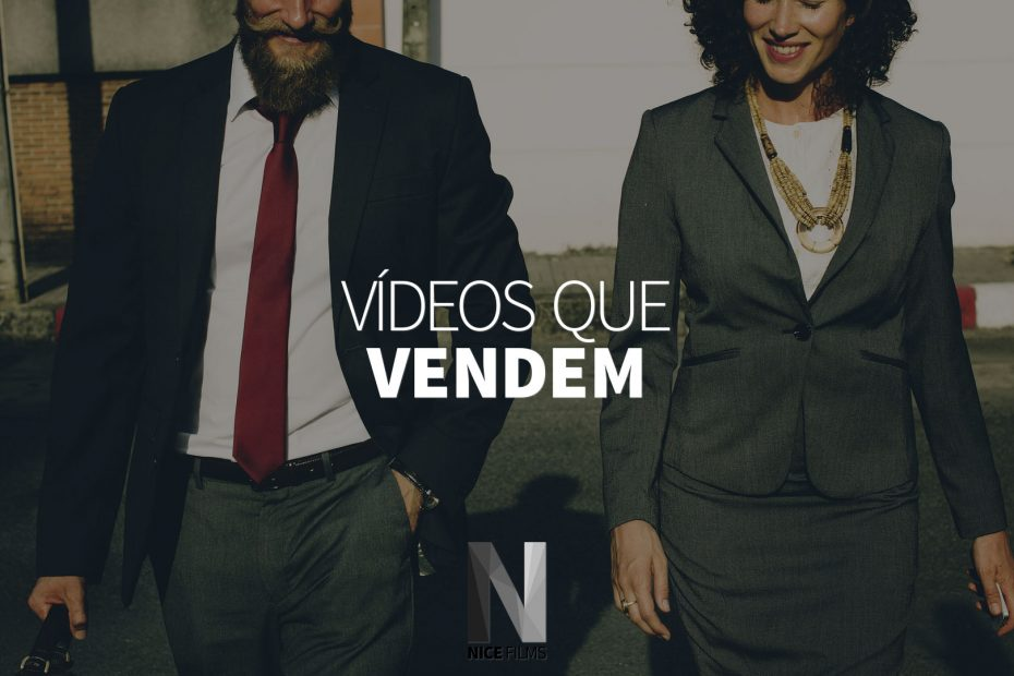 Vídeos que vendem na internet
